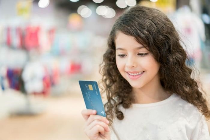 Credit Cards and Children